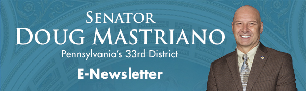 Senator Doug Mastriano E-Newsletter